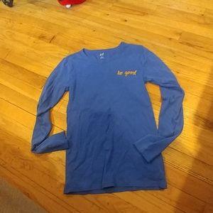 Euc gap do good long sleeved top